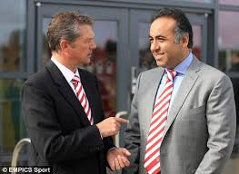 """Sorry, I thought you knew Fawaz. League 1 isn't the Premier League, it's Division 3"""