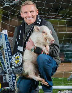 Gary Teale was always a bit random for DCFC, but he is taking the piss here.