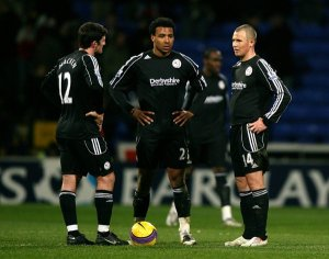Soccer - Barclays Premier League - Bolton Wanderers v Derby County - Reebok Stadium